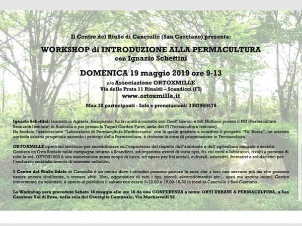 Workshop Permacultura